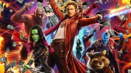 """Guardians of the Galaxy Volume 2"" is a big hit"