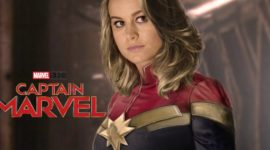 """Captain Marvel"" trailer"